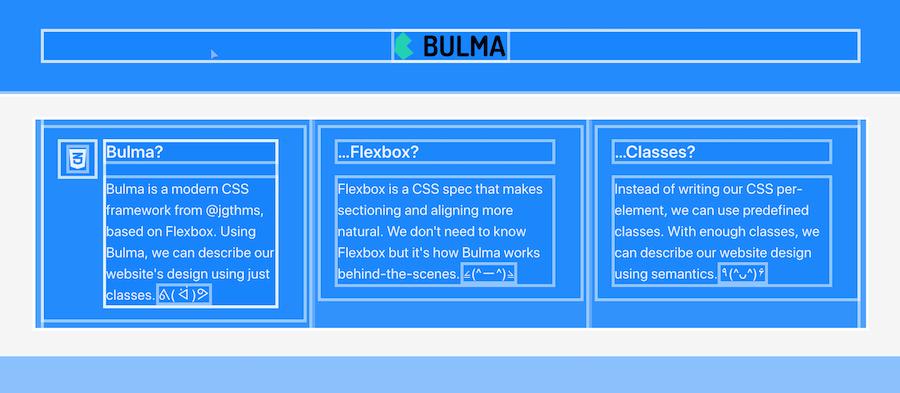 Bulma - Debug CSS