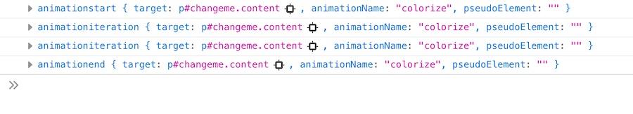 Infinite CSS Animation