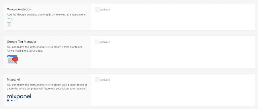 LearnWorlds - Google Analytics