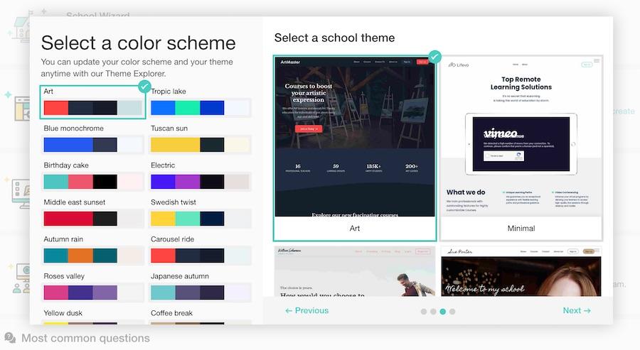 LearnWorlds Theme