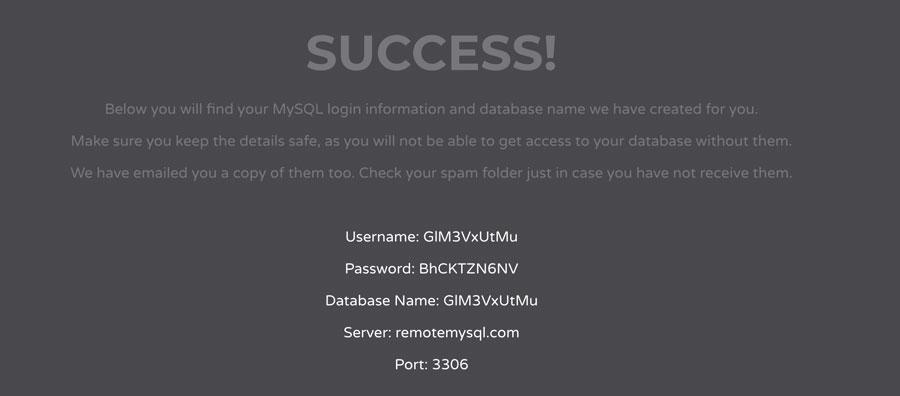 Remote MySQL Bağlantısı